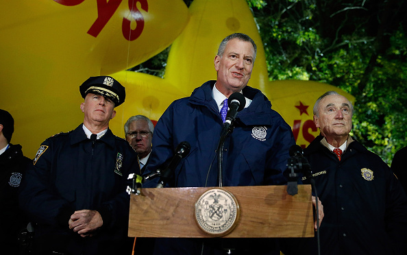 De Blasio Touts Progress on Policing, But Officials Say More Is Needed