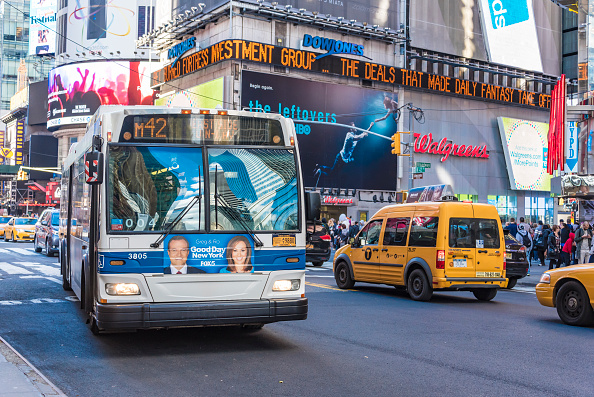 With Election Around Corner, De Blasio to Expand Rapid Bus Service in NYC