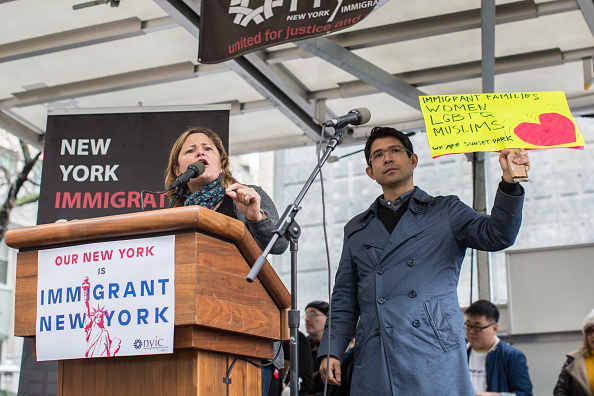 NYC Council Speaker Could Join DACA Lawsuits