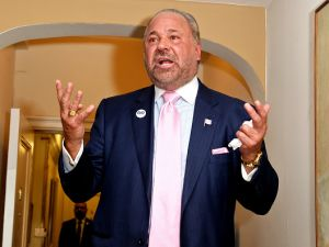 Independent mayoral candidate Bo Dietl.