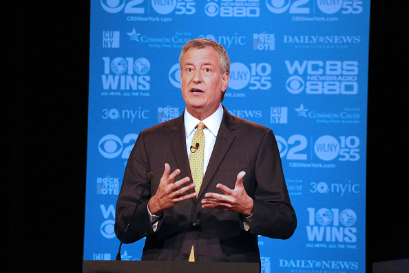 Bill de Blasio's Opponents Seize on Pay-to-Play Allegations