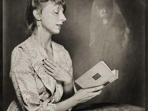 The author's tintype.