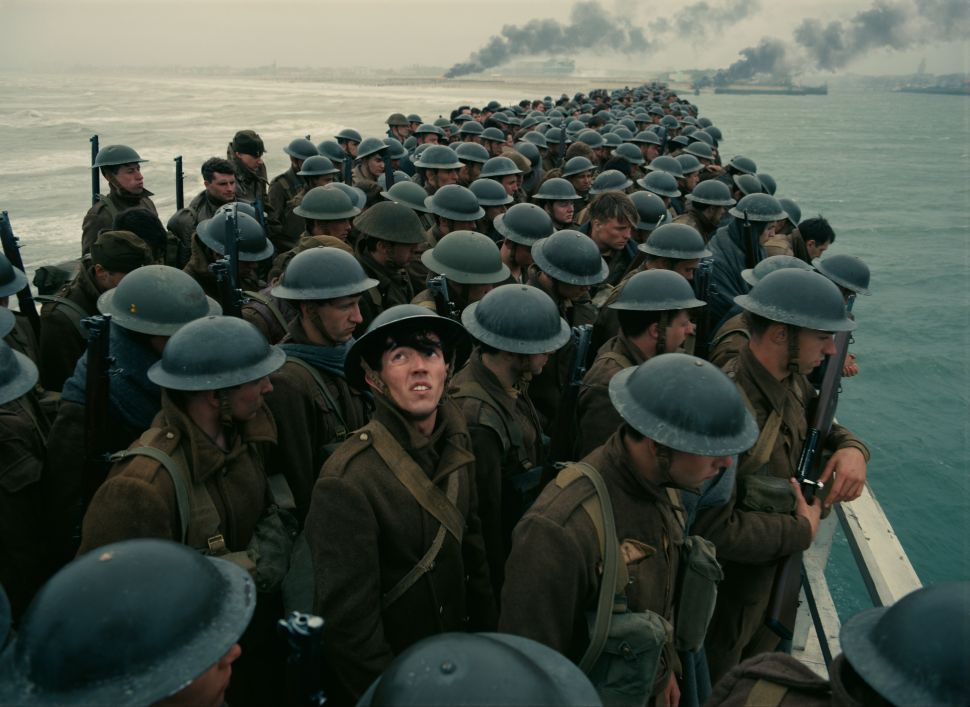YouTube Thinks 'Dunkirk' Will Win Best Picture—but Don't Believe It