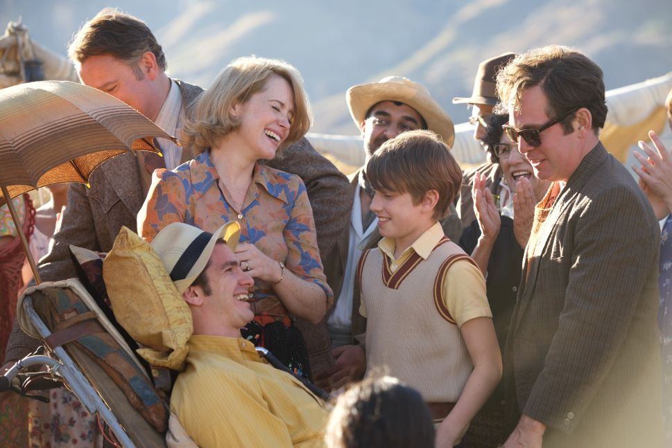 Andrew Garfield Is Gallant as Disability Advocate Robin Cavendish in 'Breathe'