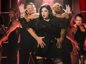Rachel Bloom (Rebecca Bunch) performs a number on 'Crazy Ex-Girlfriend.'