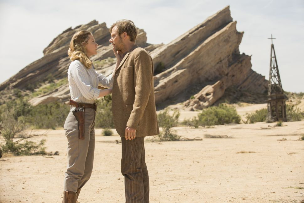 'Westworld' Showrunners Hint at Medieval and Roman Worlds in Season 2