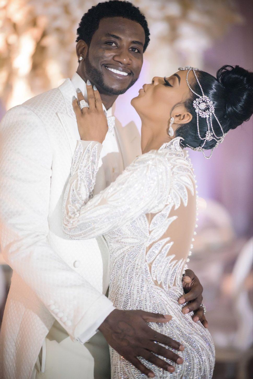 Gucci Mane's Miami Wedding Was a Diamond-Studded Affair