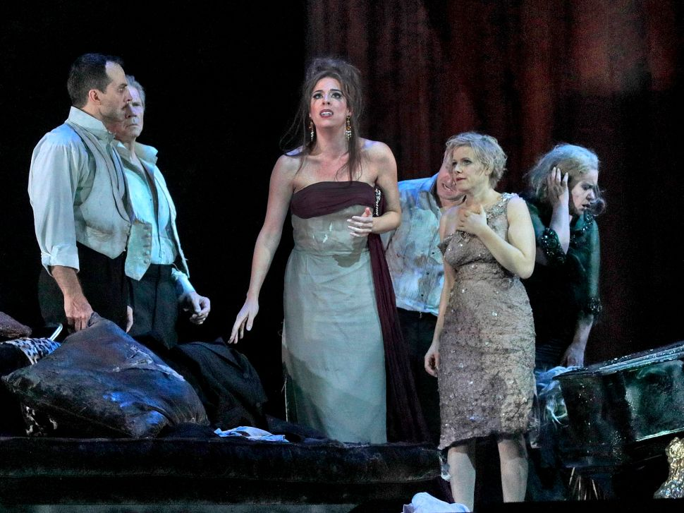 Met's 'Exterminating Angel' Should Have Been Snuffed Out Before It Reached the Stage