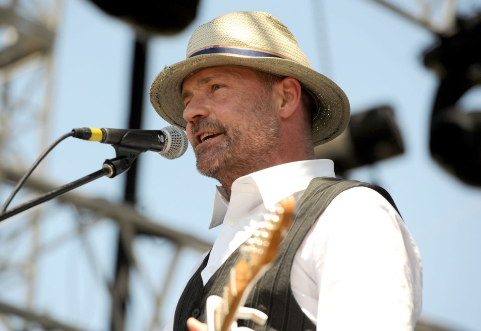 Gord Downie, Lead Singer Of Tragically Hip, Has Passed Away
