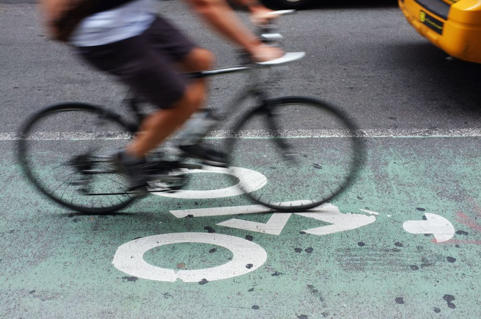 Ticketing E-Bikes Will Hardly Help NYC's Cyclist Problem