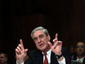 FBI Director Robert Mueller III.