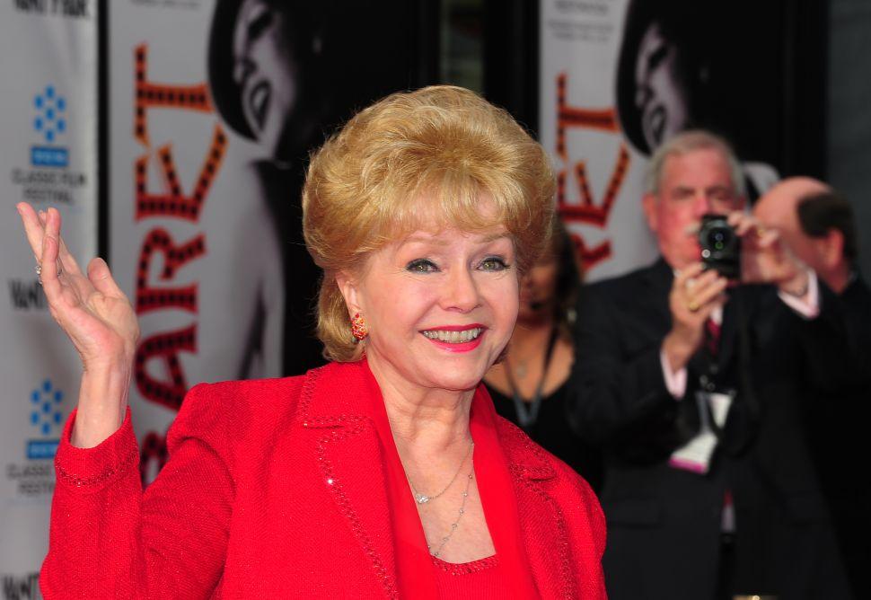 Debbie Reynolds' Dance Studio Didn't Make It to Auction