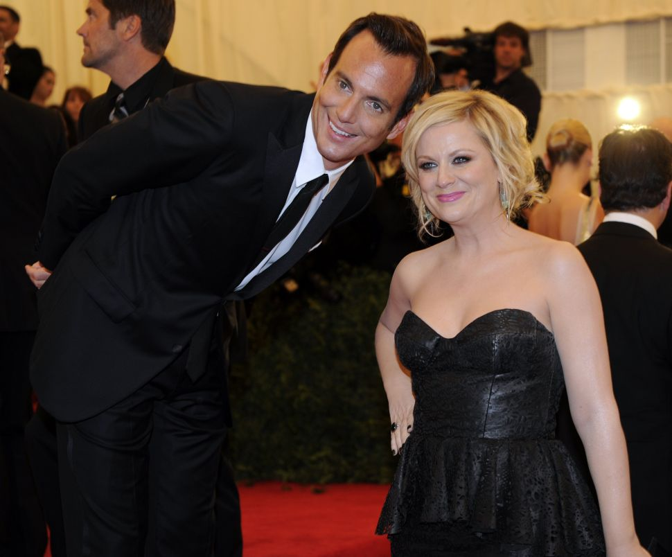 Amy Poehler Just Bought Will Arnett Out of Their Apartment
