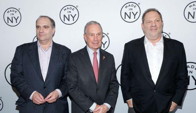Bob Weinstein Sexual Harassment