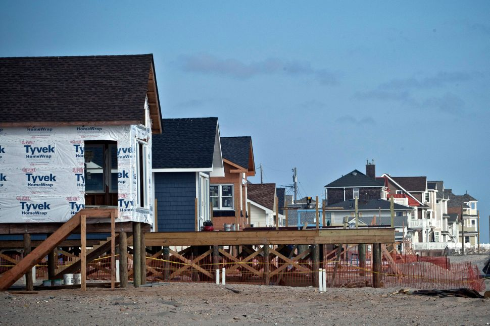 Sandy Victims Unhappy with NJ Recovery, Monmouth Poll Says