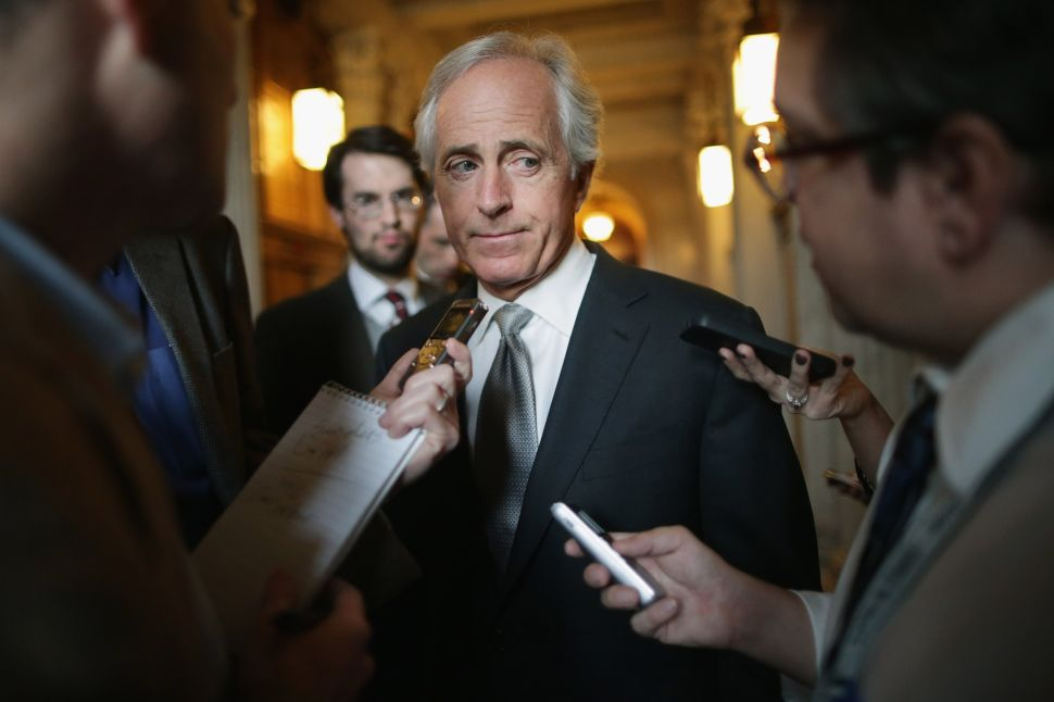 Corker and Flake Dare to Say What Everyone Else Is Thinking
