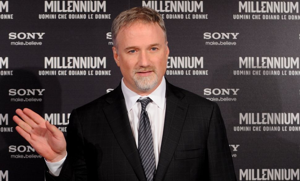 David Fincher on Why He's Reluctant to Make a 'Star Wars' Movie