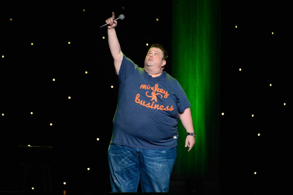 Comedian Ralphie May Has Passed Away