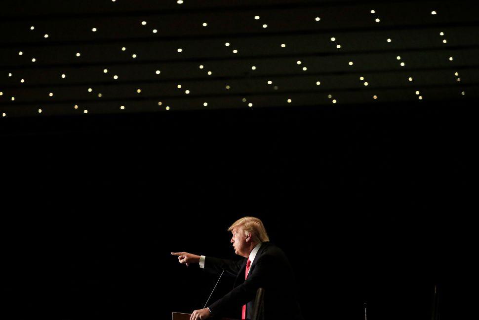 Trump's North Korea Threat-Theater Is Working