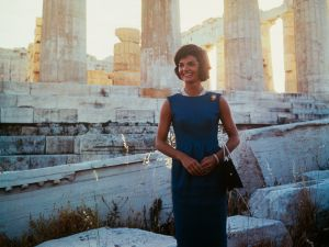 Jacqueline Kennedy Onassis spent her childhood summers at Lasata.