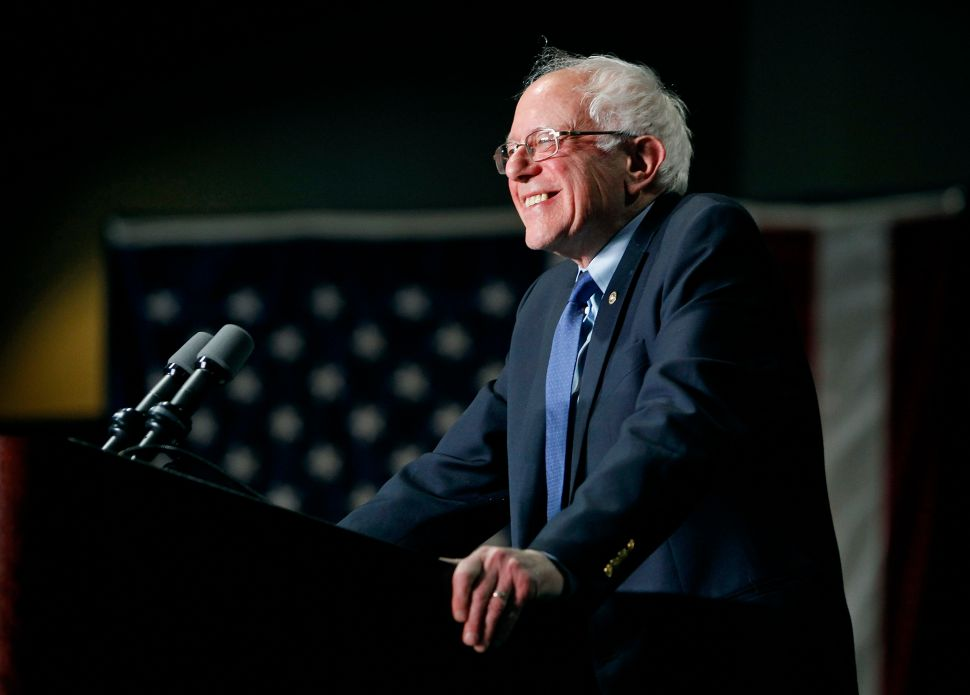 To the DNC's Chagrin, Bernie Sanders Will Seek Re-election as an Independent