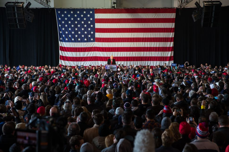 Trump Supporters Maintain Loyalty to the Boss—But for How Long?
