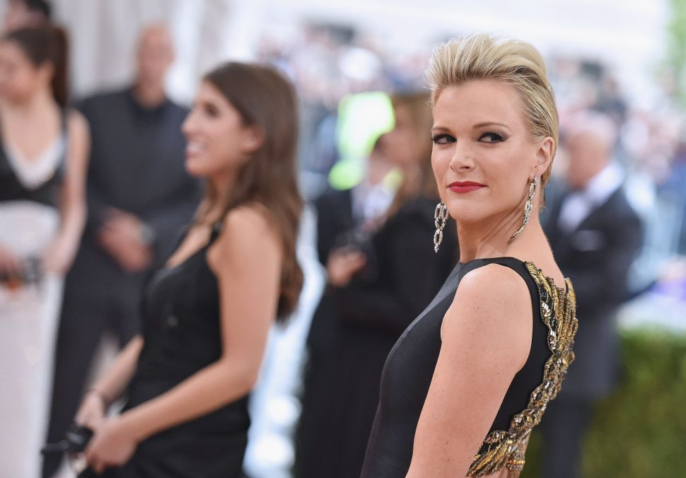 Megyn Kelly Wants 'Male Titans of Industry' to Set Example Against Sexual Harassment