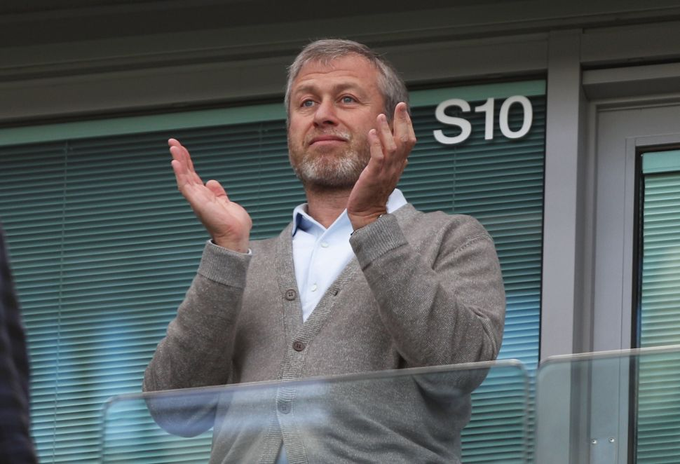 Roman Abramovich Is Adjusting His Plans on the Upper East Side