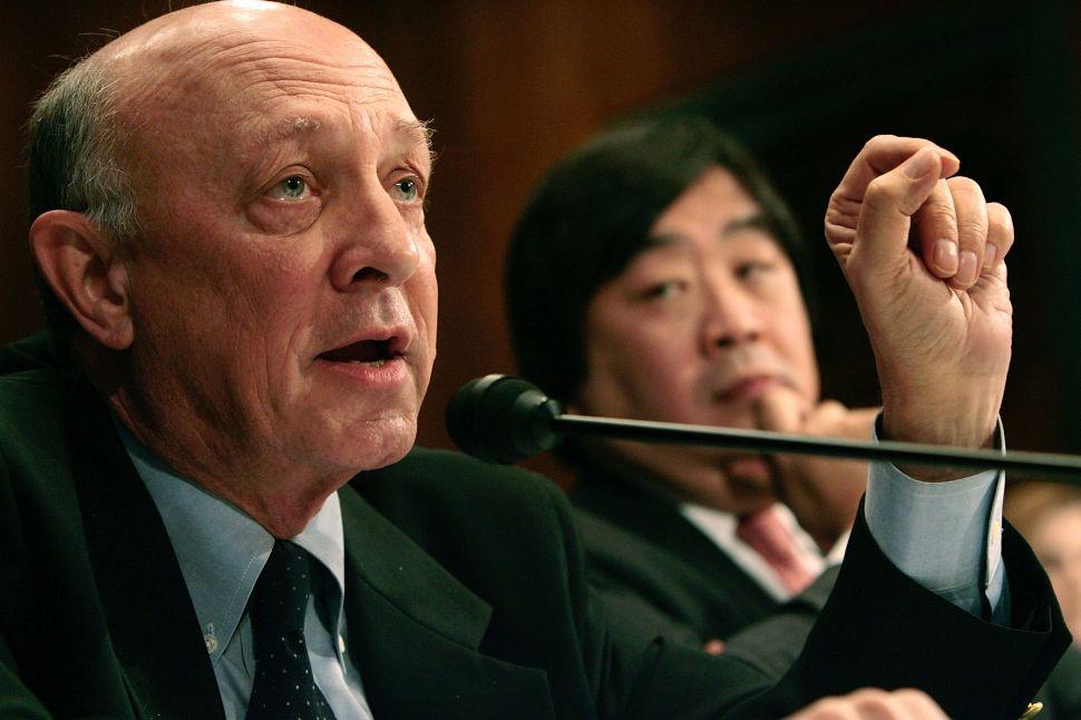 Lobbyists Make Fake Congressional Hearing Seem Real For Ukrainian T.V.
