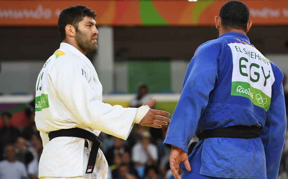 Faced With Discrimination at International Judo Championship, Israel Persists