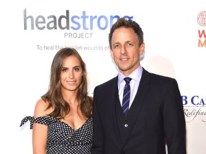 Seth Meyers and Alexi Ashe Meyers already found a buyer for their West Village condo.