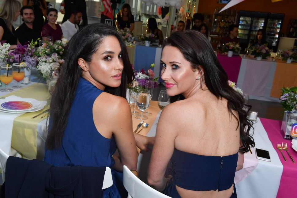 No, Jessica Mulroney Isn't Writing a Tell-All Book About Meghan Markle