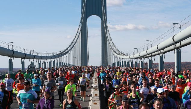 Get ready for the marathon, whether you're running or just want pasta.