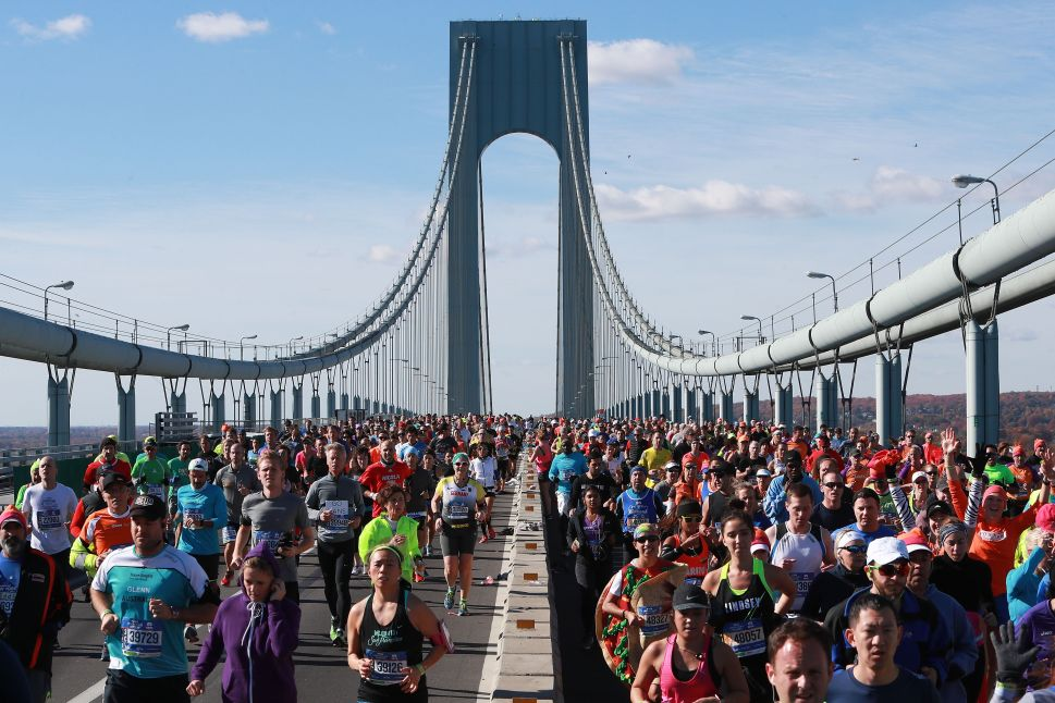 How to Prepare For—and Recover From—the New York City Marathon