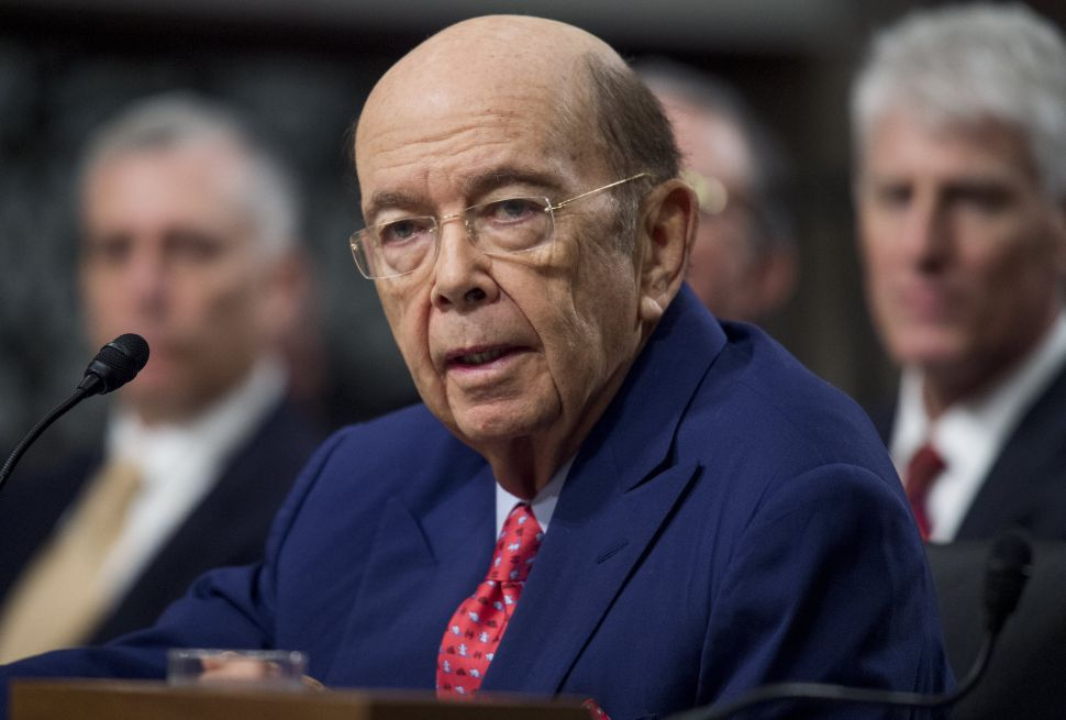 Wilbur Ross, Jr. Took a Loss at the Briarcliff