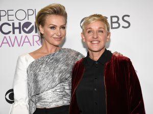Ellen DeGeneres and Portia de Rossi added a beautiful home to their real estate portfolio.