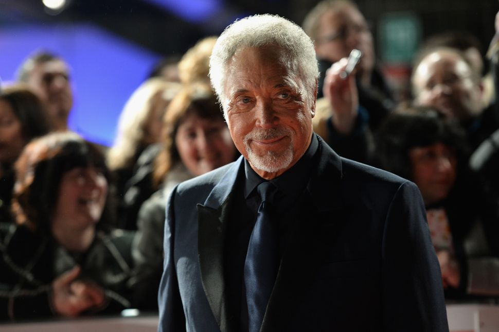 Tom Jones Reveals He's Been Sexually Harassed—'What's Tried on Women Is Tried on Men'