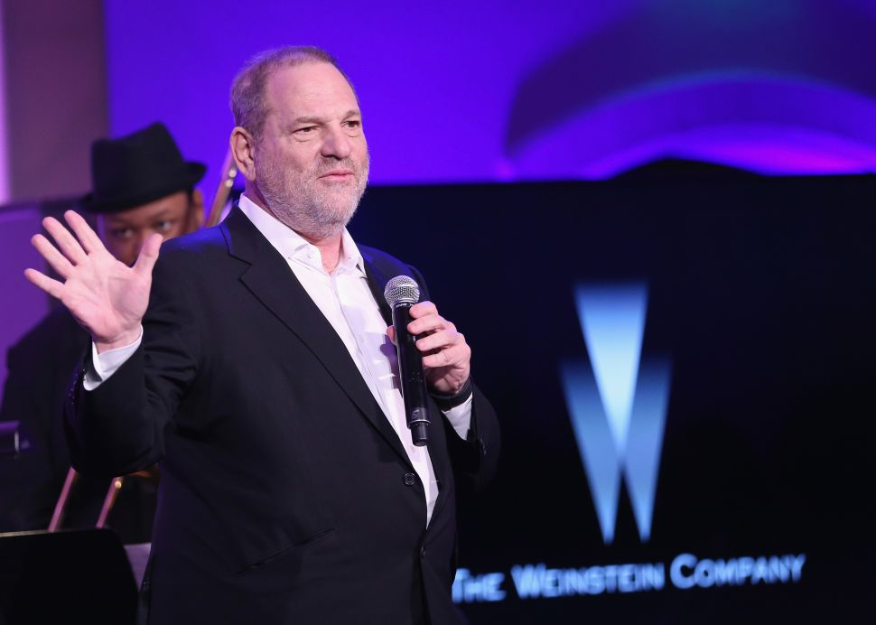 What Does Harvey Weinstein's Scandal Mean for The Weinstein Company? Nothing Good