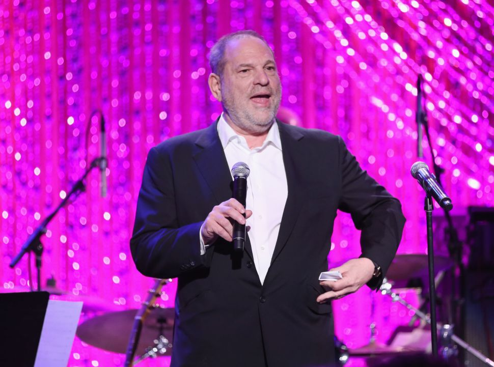 DNC Manages to Screw Up Returning Harvey Weinstein Donations