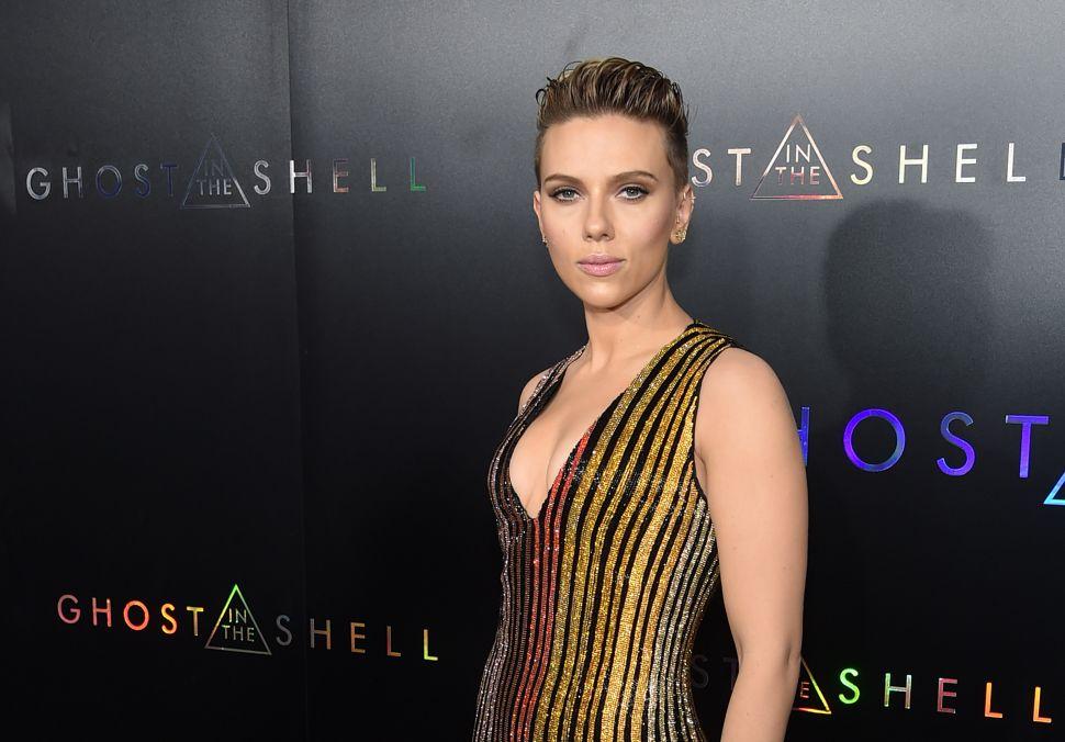 Scarlett Johansson Needs a Comeback