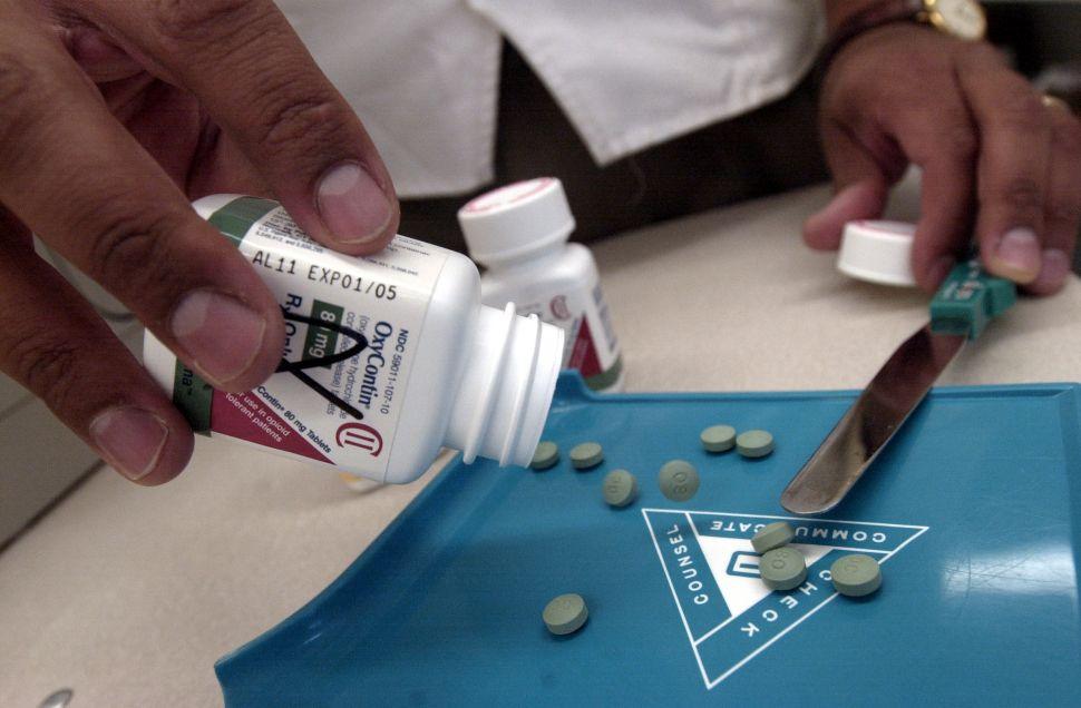 NJ Politics Digest: Porrino Sues Drug Company Over Opioid Crisis