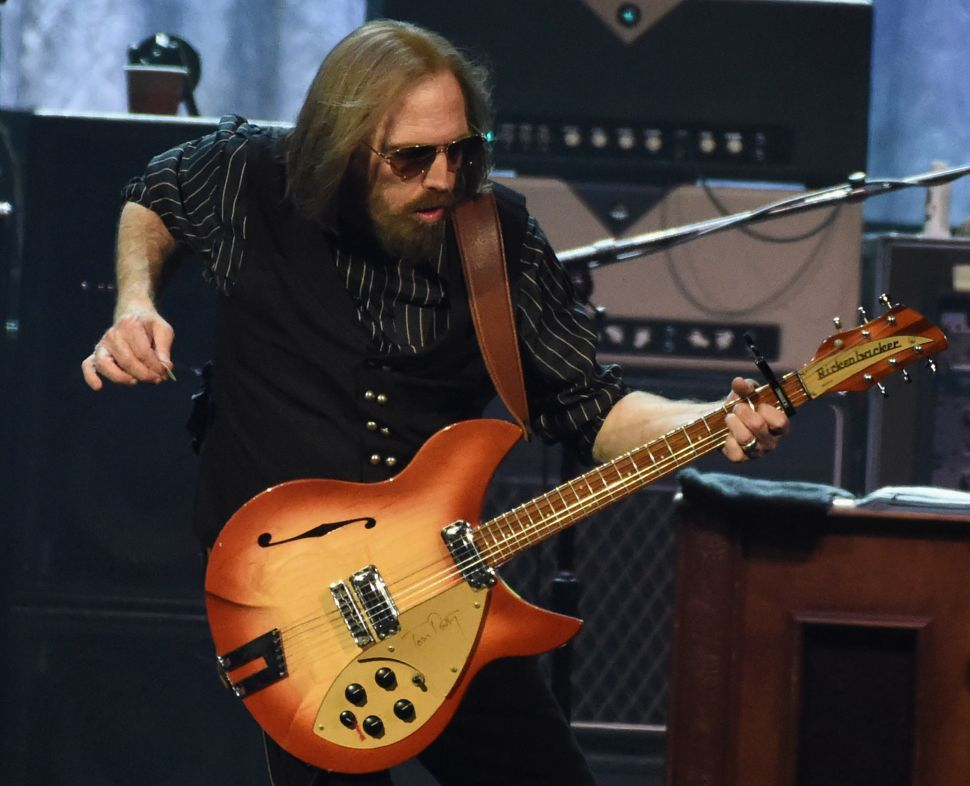 Tom Petty Reportedly in Critical Condition