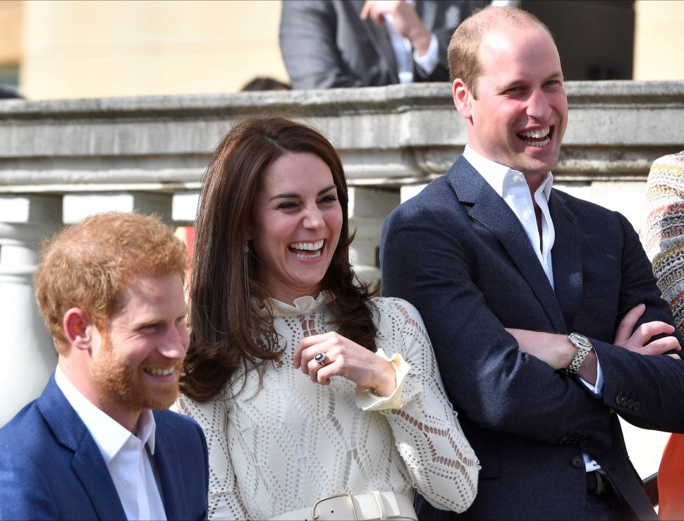 Apply to Work for Prince Harry and the Duke and Duchess of Cambridge