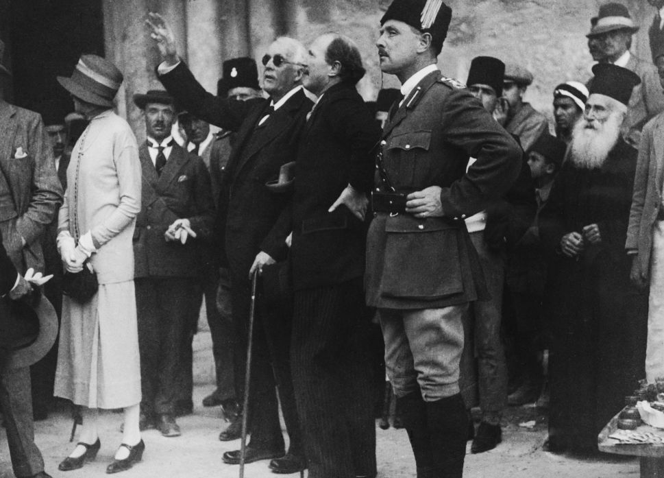 On This Day 100 Years Ago, Britain Promises Jewish 'National Home'