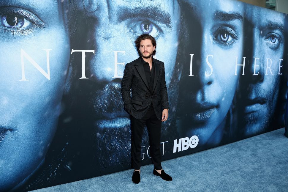 Kit Harington Is Keeping It in the HBO Family With 'Gunpowder'