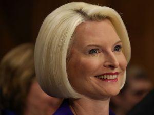 Callista Gingrich.