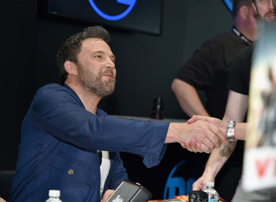 'Lethal Weapon' Star Hilarie Burton Says Ben Affleck Once Groped Her