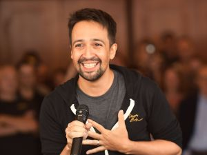 Here's how to enter Lin-Manuel Miranda's latest 'Hamilton' sweepstakes.