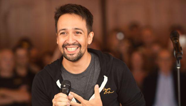 Here's how to enter Lin-Manuel Miranda's latest 'Hamilton' sweepstakes.