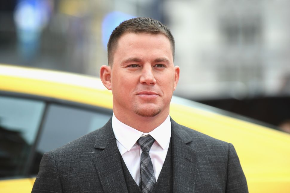 Channing Tatum's Talent Agency Suffers Data Breach, Offers Equifax to Clients